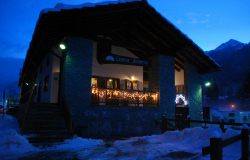 Campsite Margherita / 1400m / Gressoney-Saint-Jean