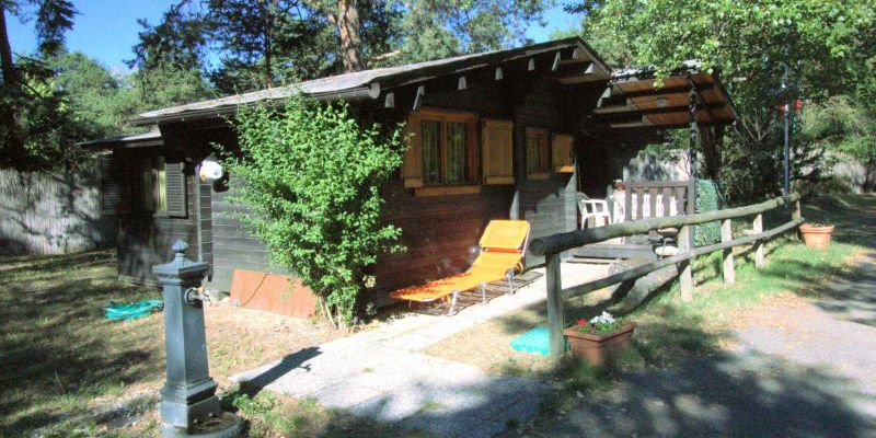 Camping Internazionale Touring / 630 m / Sarre