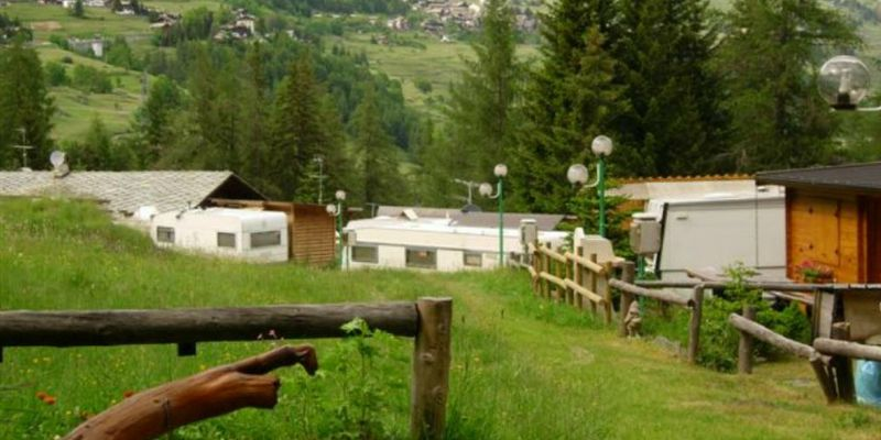 Camping Sole e Neve / 1.650 m / Ayas